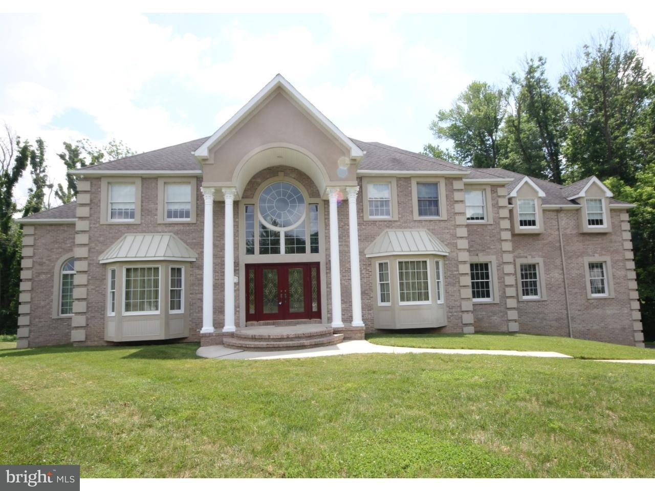 Single Family Home for Sale at 1 DEERPATH Lane Mansfield Township, New Jersey 08022 United States