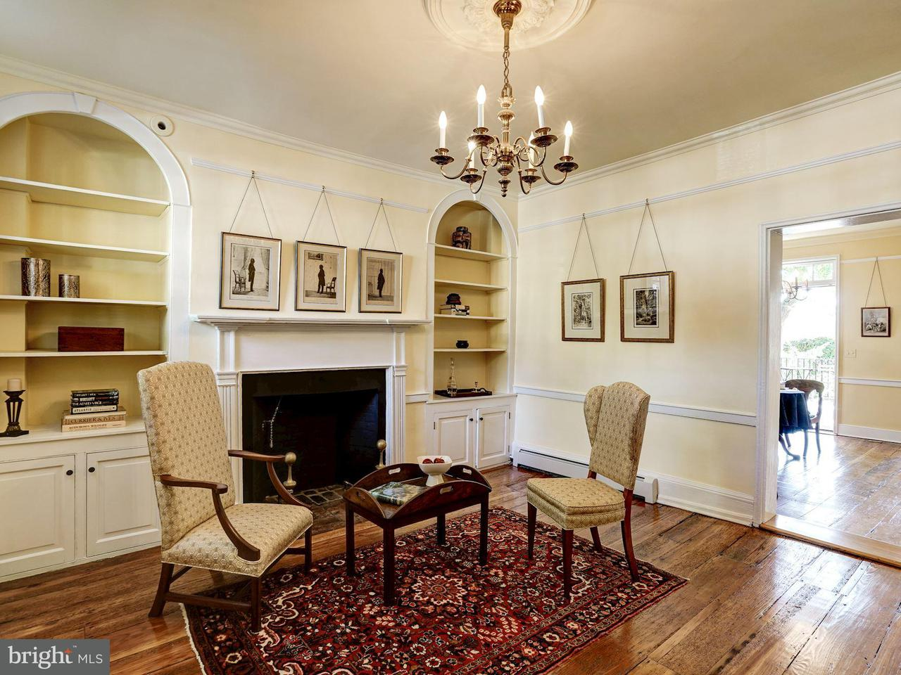 Single Family for Sale at 1110 Prince St Alexandria, Virginia 22314 United States