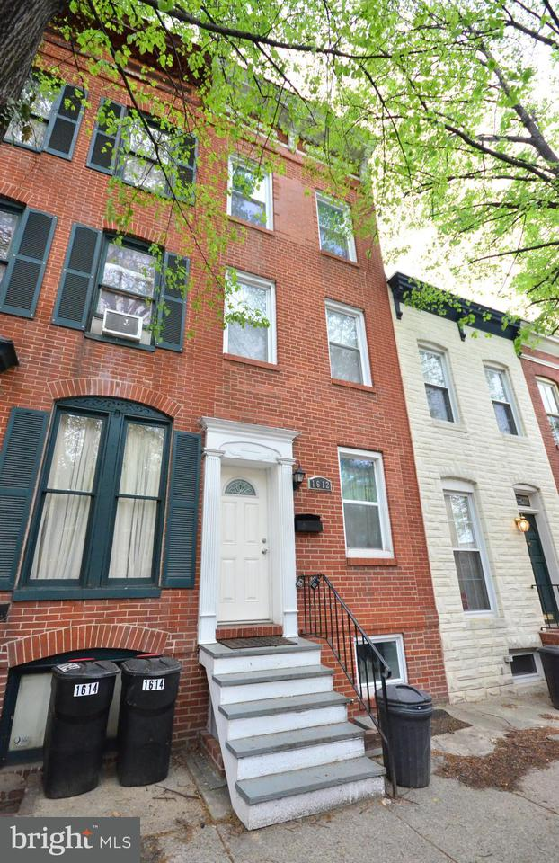 Other Residential for Rent at 1612 Charles St S Baltimore, Maryland 21230 United States