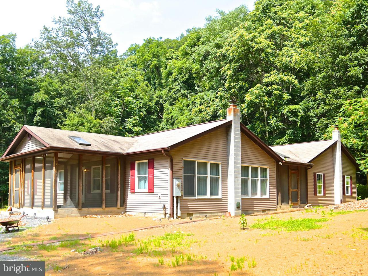 Single Family for Sale at 551 Lost River Ridge Cir Wardensville, West Virginia 26851 United States