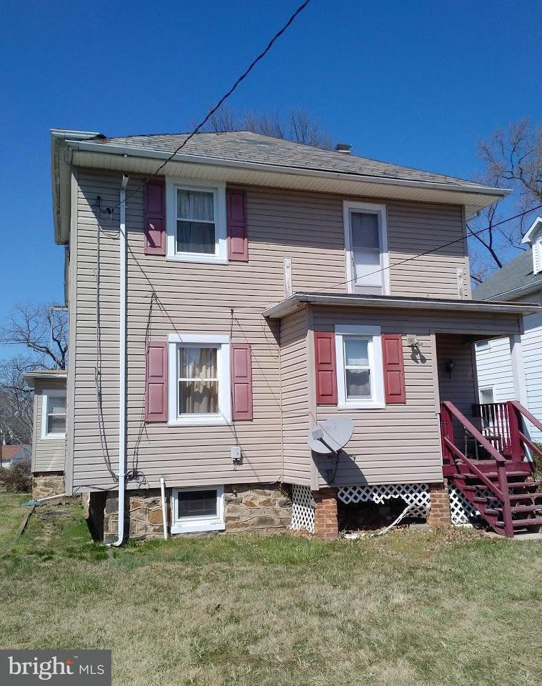 Single Family for Sale at 4135 Forest Park Ave Baltimore, Maryland 21207 United States