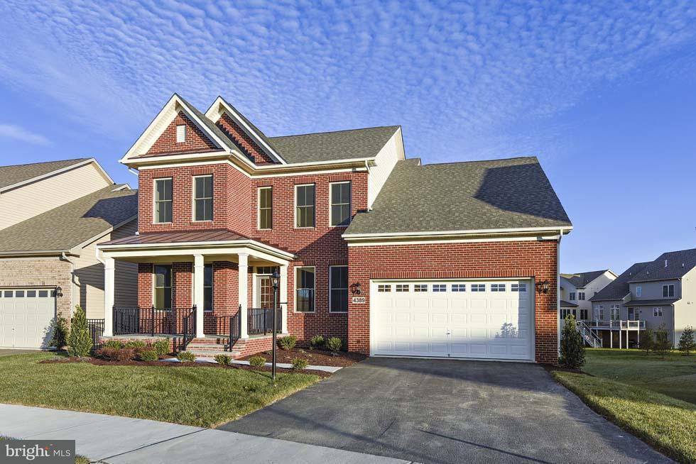 단독 가정 주택 용 매매 에 4389 Shamrock Drive 4389 Shamrock Drive Monrovia, 메릴랜드 21770 미국