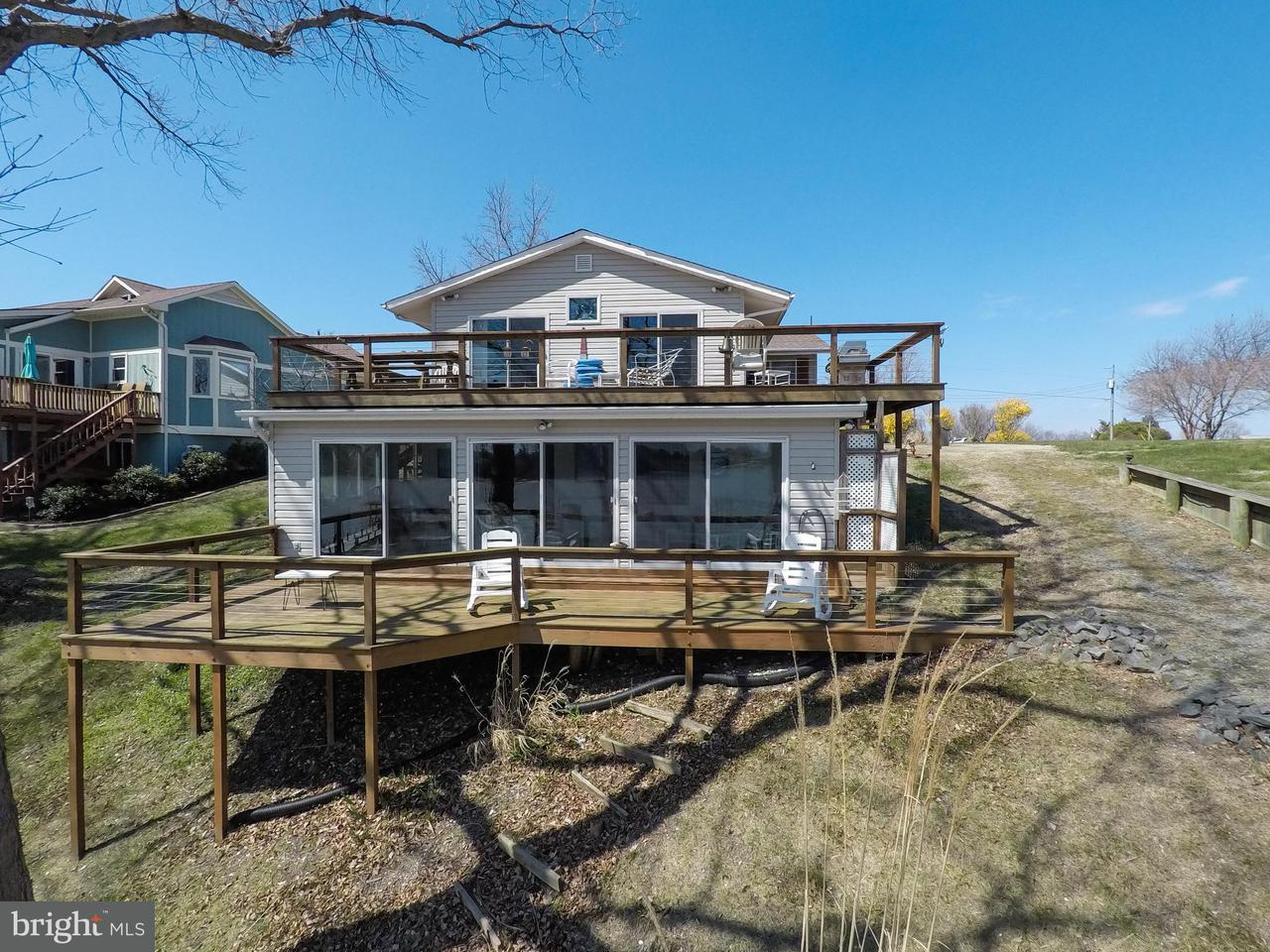 Single Family Home for Sale at 90 Haulover Circle 90 Haulover Circle Montross, Virginia 22520 United States
