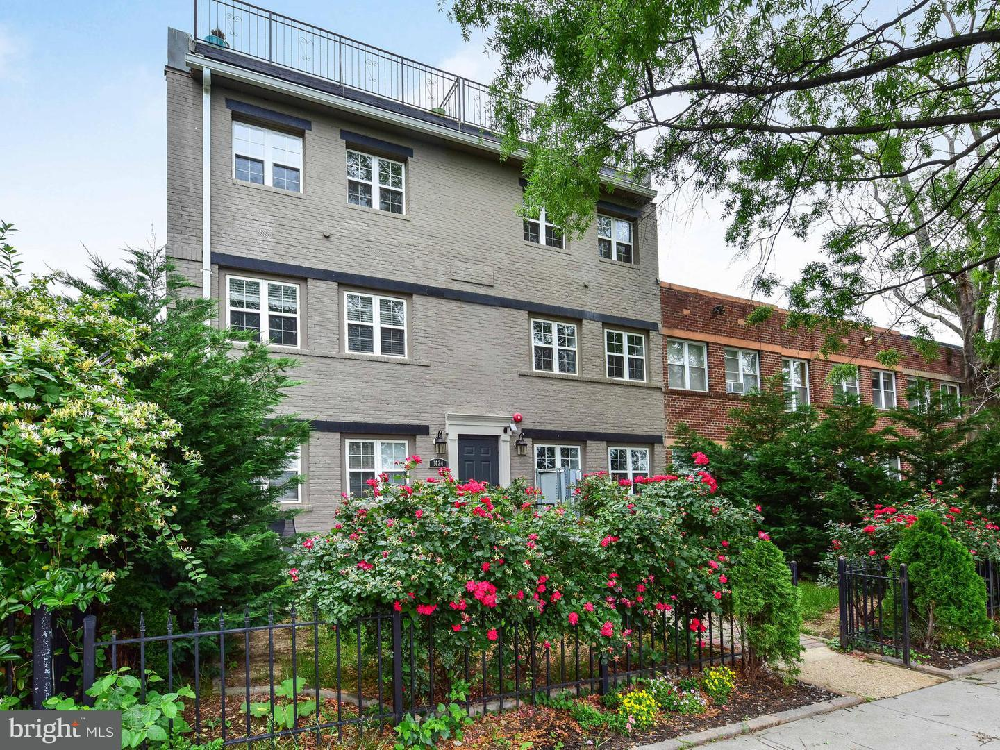 Single Family for Sale at 1424 L St SE #301 Washington, District Of Columbia 20003 United States