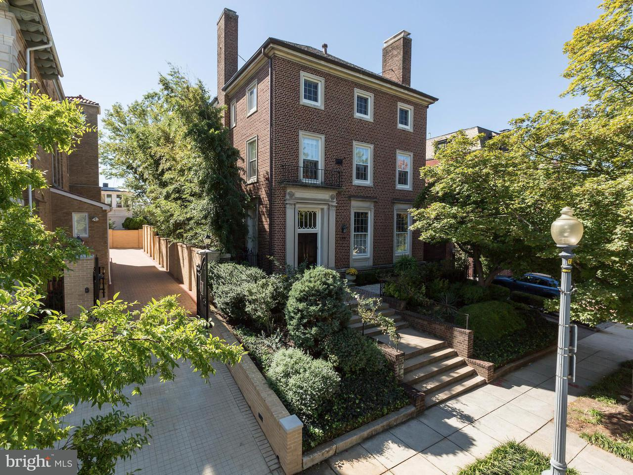 Single Family for Sale at 2308 Wyoming Ave NW Washington, District Of Columbia 20008 United States