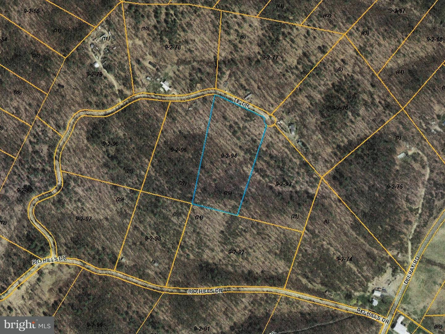 Land for Sale at Tie Dr Rio, West Virginia 26755 United States