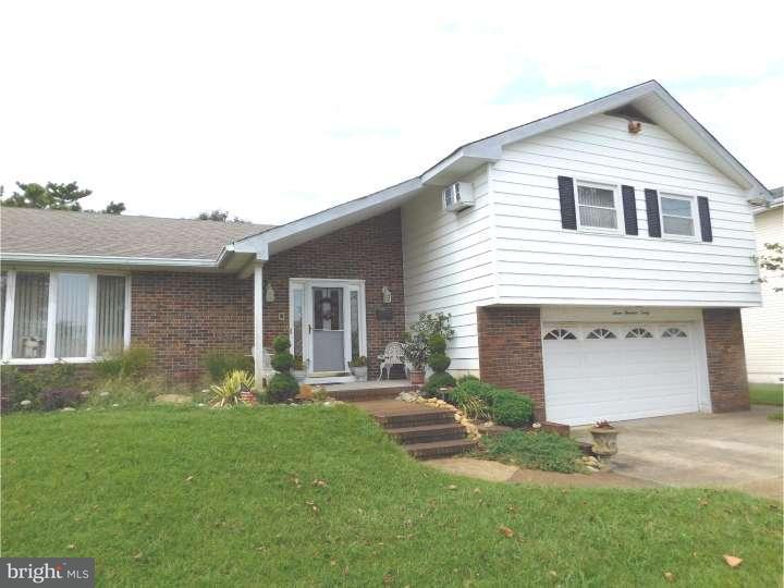 Maison unifamiliale pour l Vente à 720 ALLEN Drive North Wildwood, New Jersey 08260 États-Unis