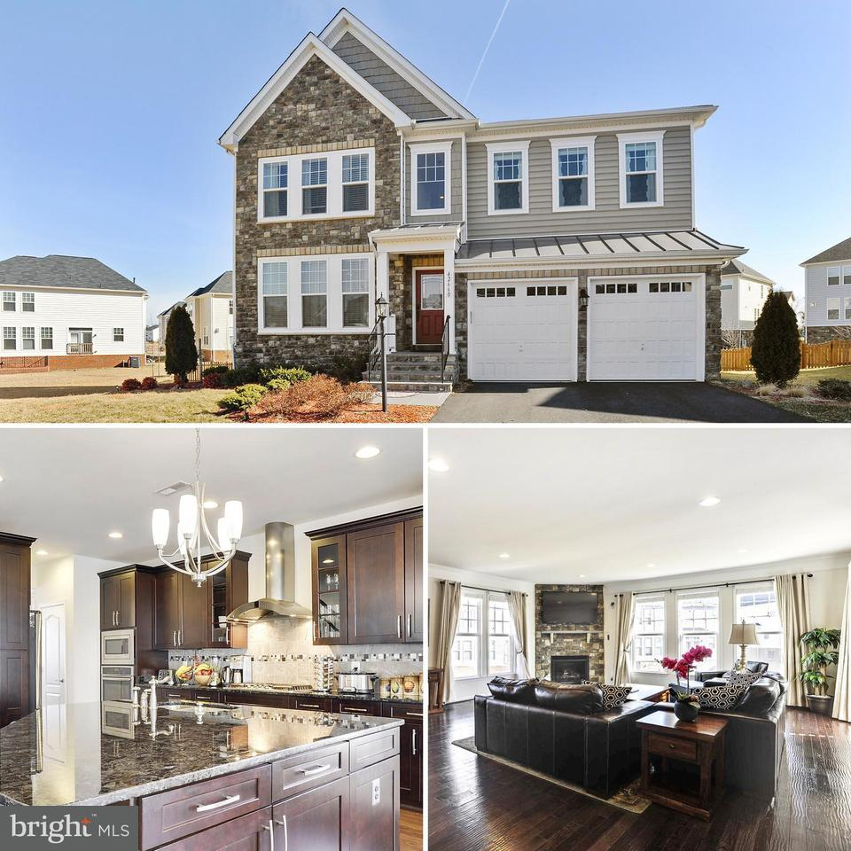 Single Family Home for Sale at 42660 Paradise Spring Court 42660 Paradise Spring Court Ashburn, Virginia 20148 United States