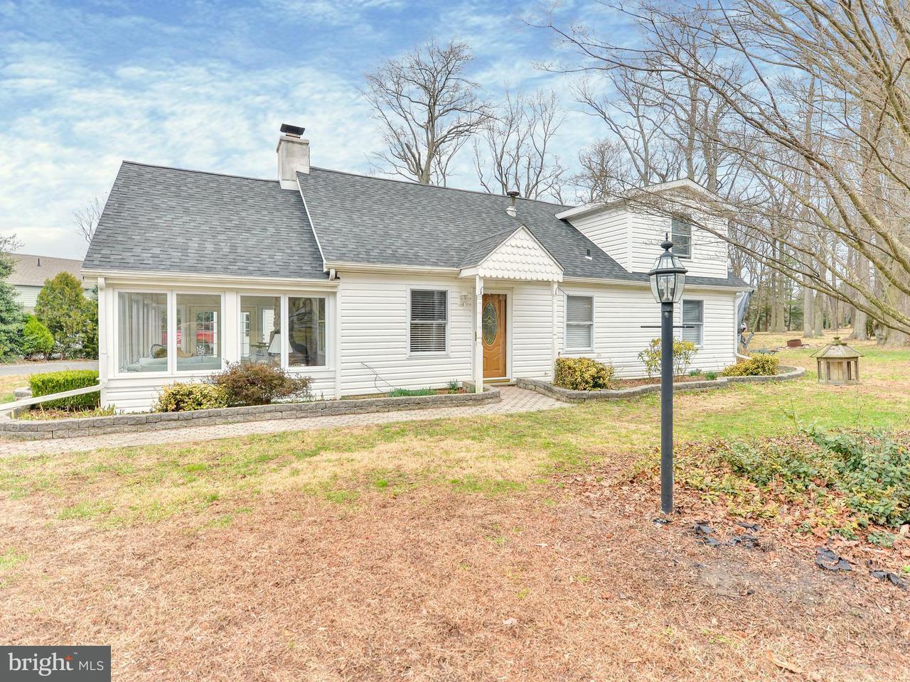 Single Family for Sale at 27 Snug Harbor Way Earleville, Maryland 21919 United States