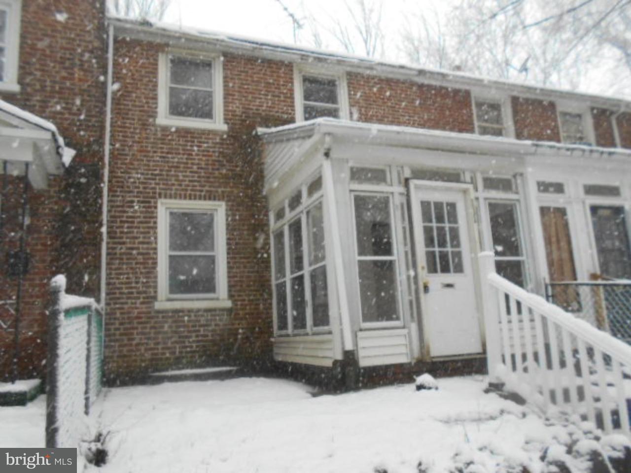 联栋屋 为 出租 在 1110 CLOVER Lane Chester, 宾夕法尼亚州 19013 美国
