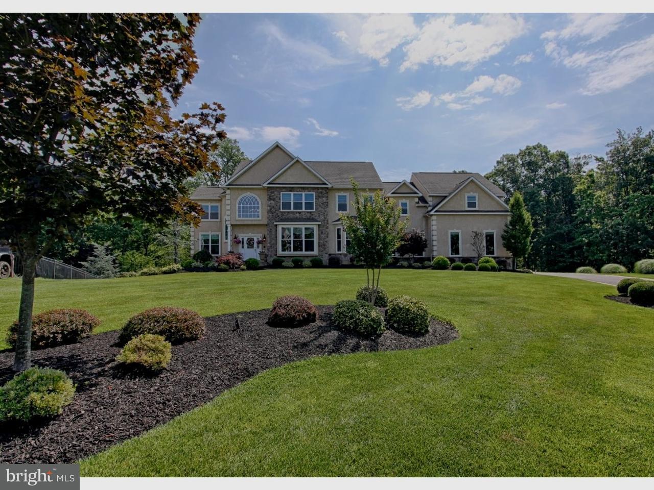 Частный односемейный дом для того Аренда на 111 PANCOAST Place Mullica Hill, Нью-Джерси 08062 Соединенные Штаты