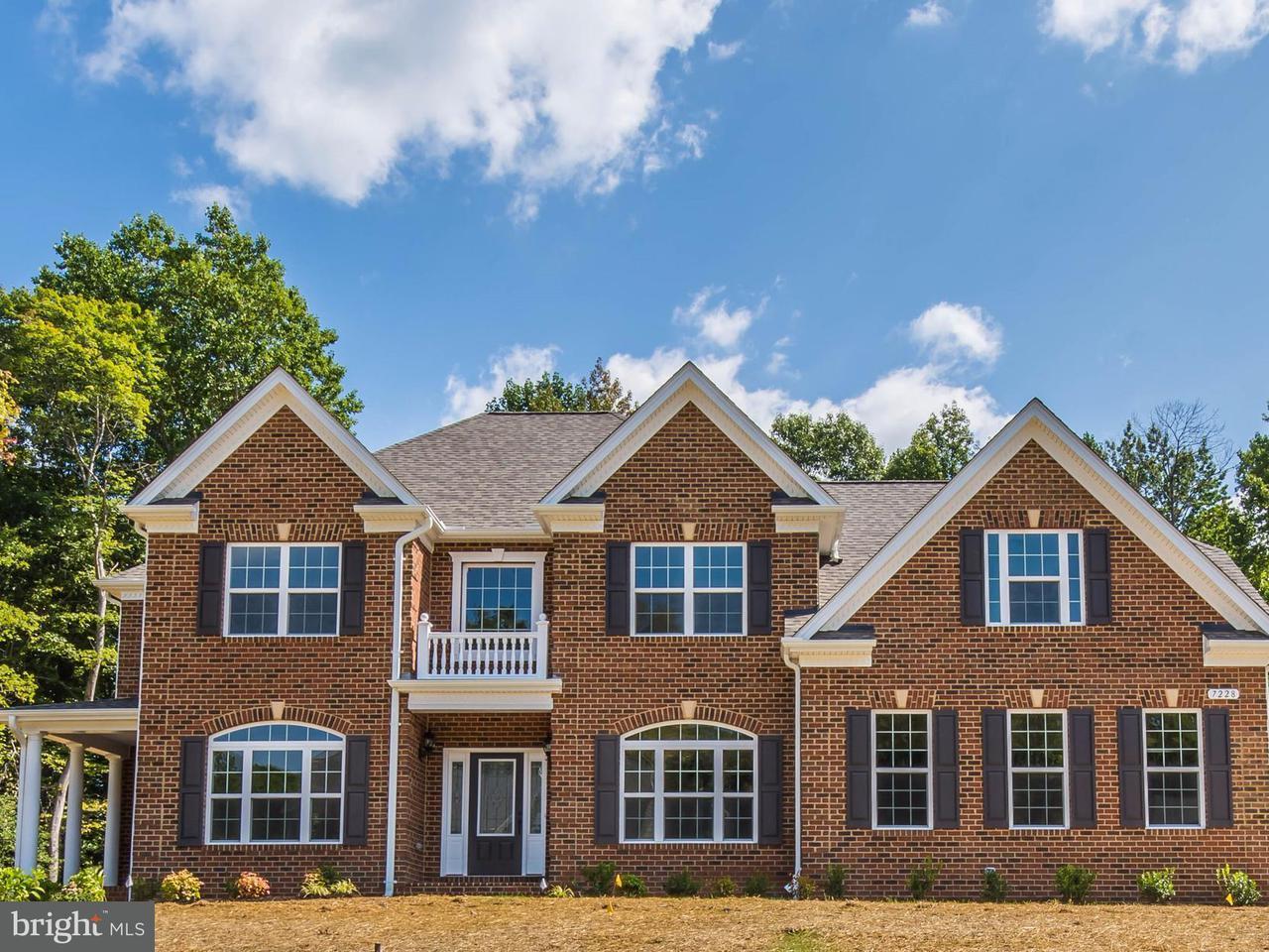 Casa Unifamiliar por un Venta en 7228 Russell Croft Court 7228 Russell Croft Court Port Tobacco, Maryland 20677 Estados Unidos