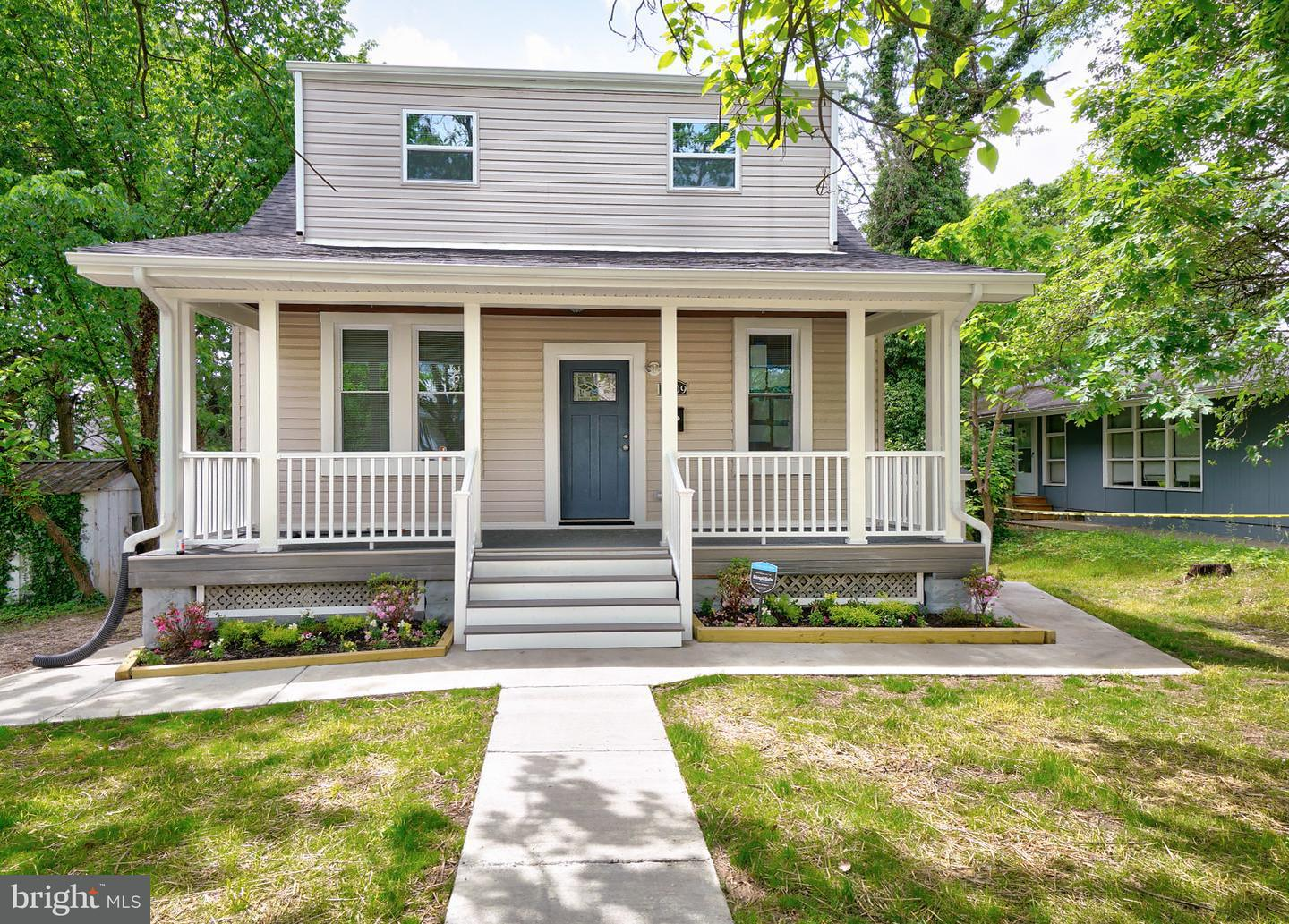 Single Family for Sale at 2409 Cold Spring Ln Baltimore, Maryland 21214 United States