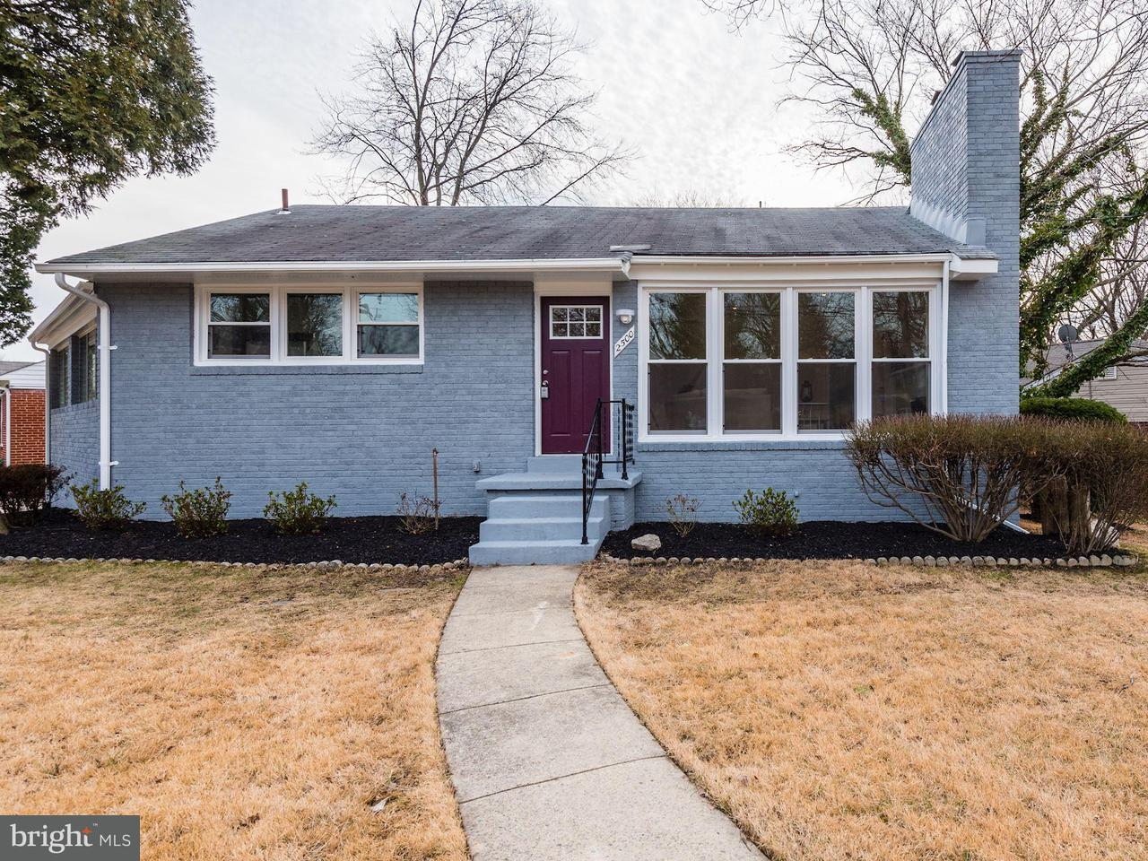 Single Family Home for Sale at 2500 Dennis Avenue 2500 Dennis Avenue Silver Spring, Maryland 20902 United States