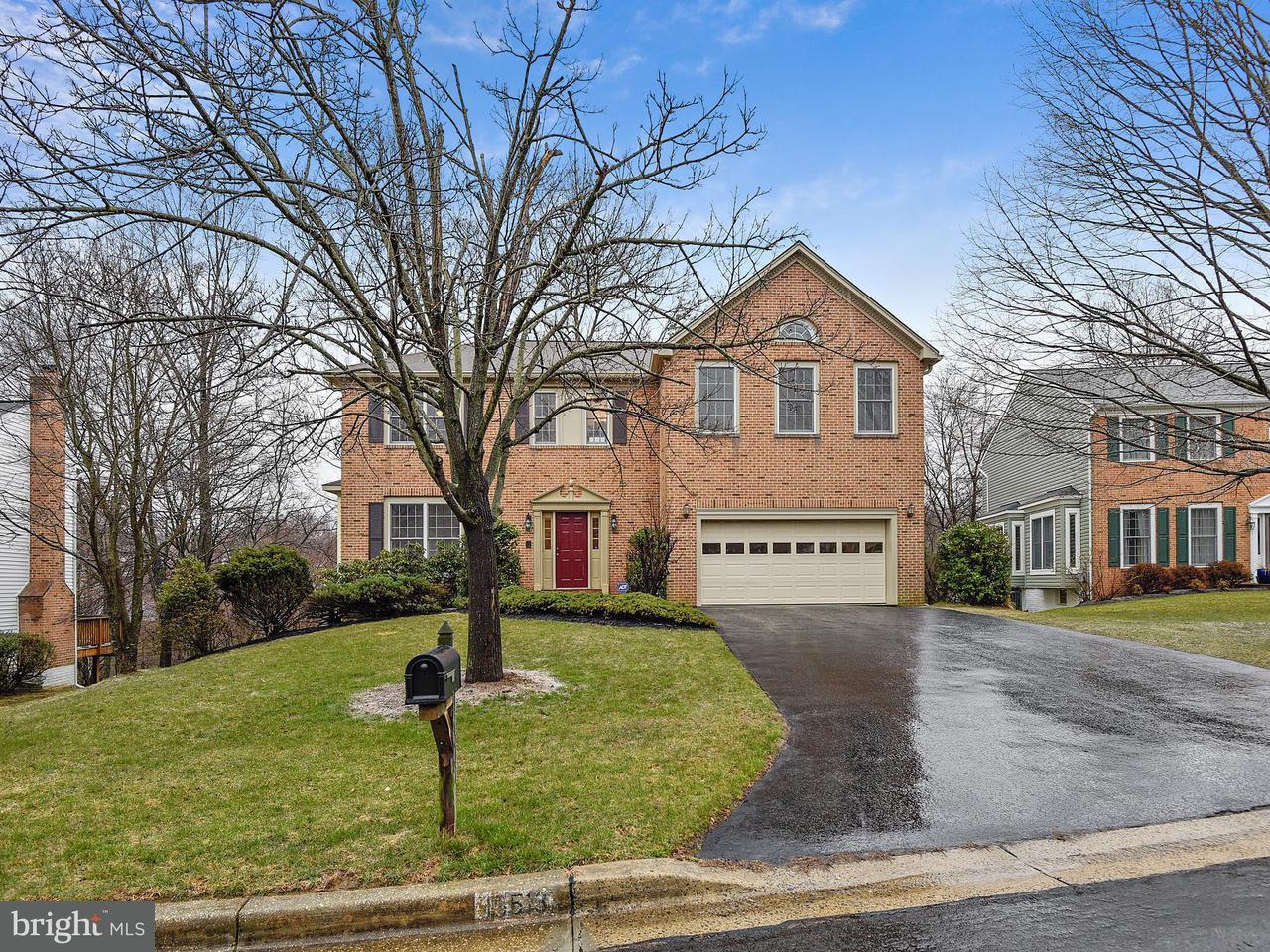 Частный односемейный дом для того Продажа на 15513 Quince Ridge Lane 15513 Quince Ridge Lane North Potomac, Мэриленд 20878 Соединенные Штаты