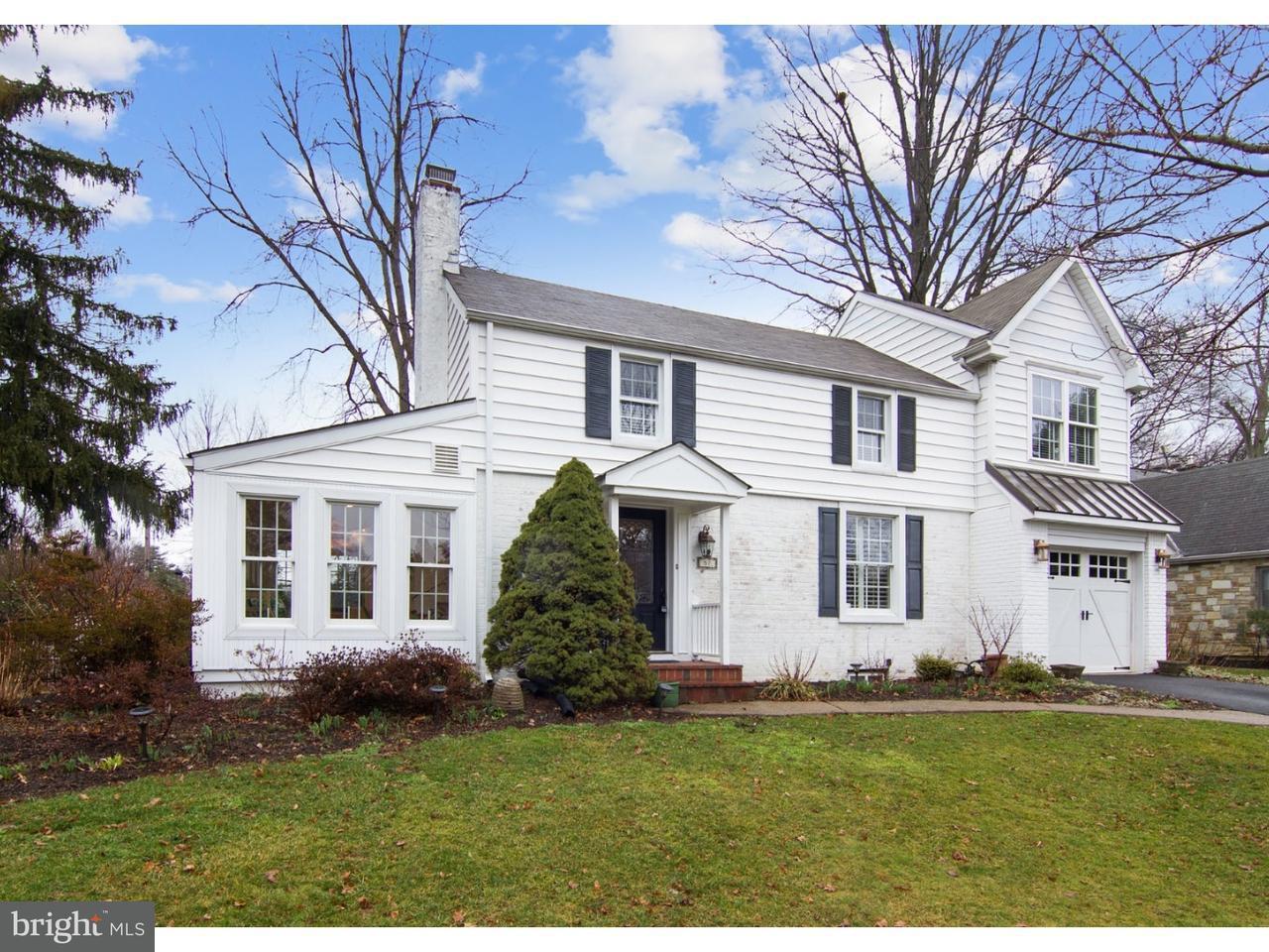 Casa Unifamiliar por un Venta en 57 N HOMESTEAD Drive Morrisville, Pennsylvania 19067 Estados Unidos