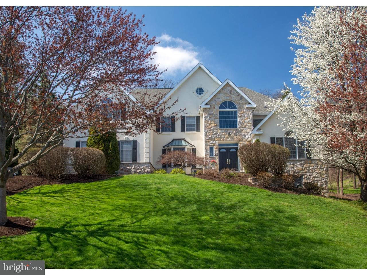 Single Family Home for Sale at 1212 GULPH CREEK Drive Wayne, Pennsylvania 19087 United States