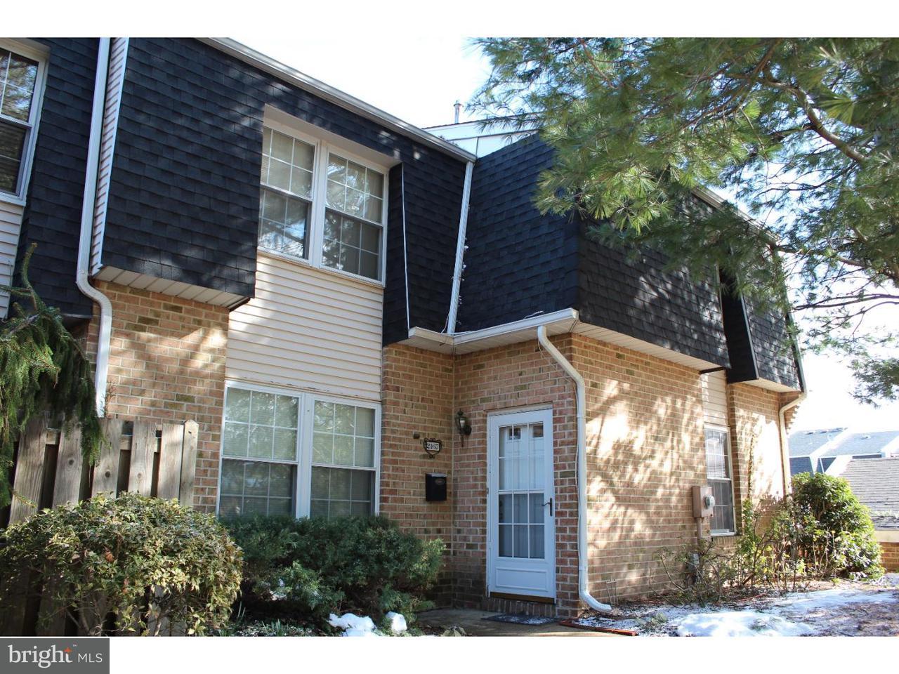 联栋屋 为 出租 在 2167 HARBOUR Drive Palmyra, 新泽西州 08065 美国
