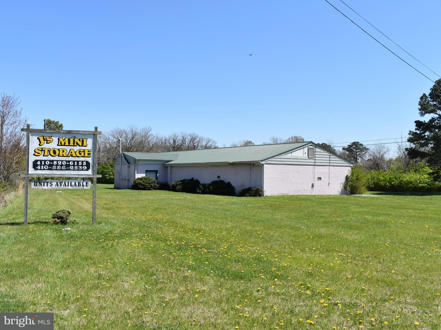 Commercial for Sale at 22641 Walkers Turn Rd McDaniel, Maryland 21647 United States