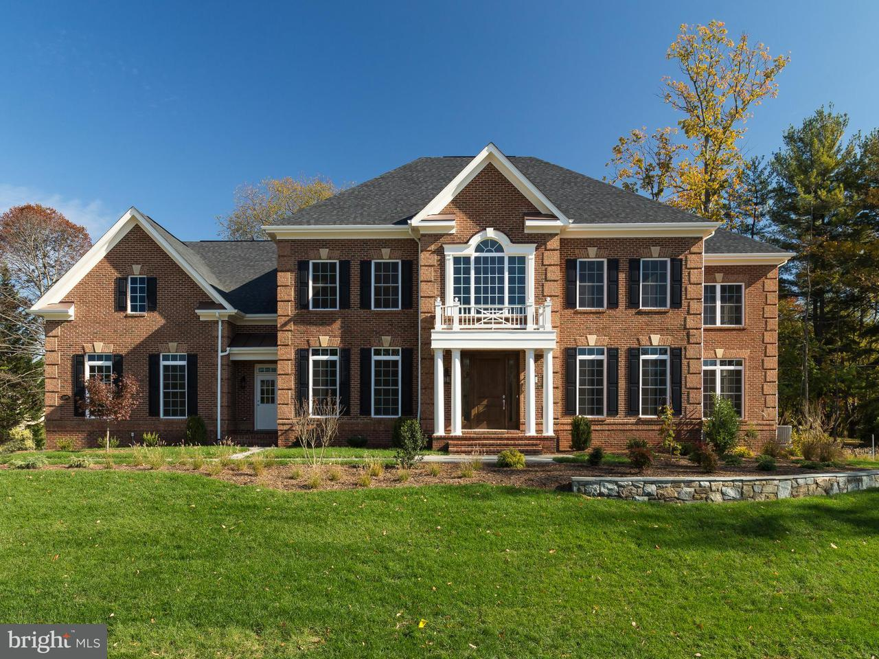 Single Family Home for Sale at 11191 Branton Lane 11191 Branton Lane Great Falls, Virginia 22066 United States