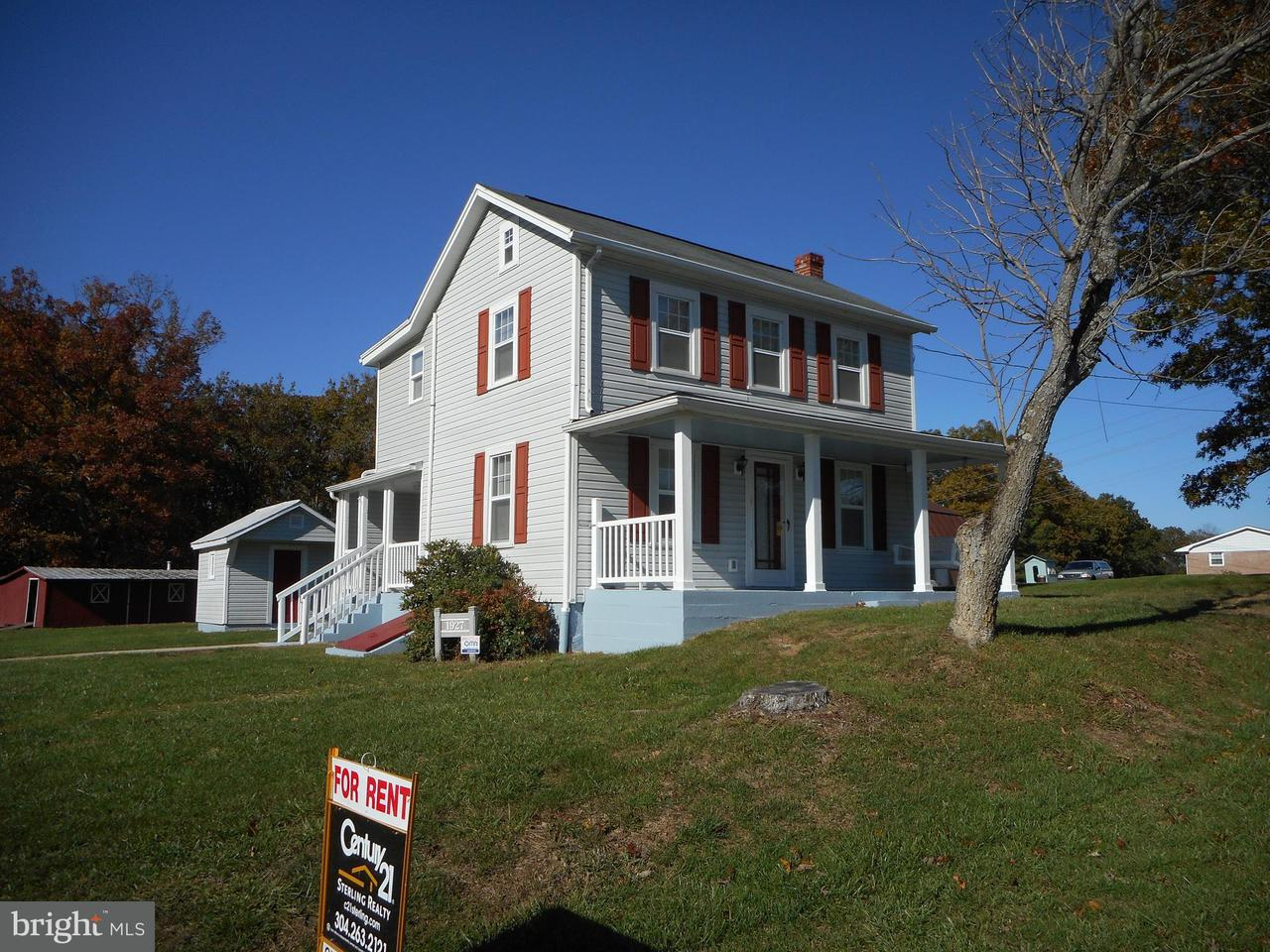 Other Residential for Rent at 1927 Cherry Run Rd Hedgesville, West Virginia 25427 United States