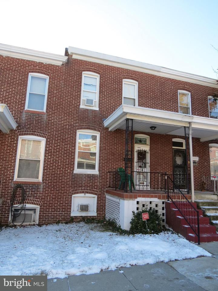 Single Family for Sale at 723 37th St E Baltimore, Maryland 21218 United States