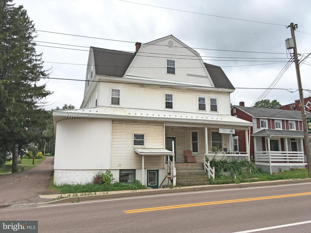 Commercial for Sale at 150 Main St Grantsville, Maryland 21536 United States