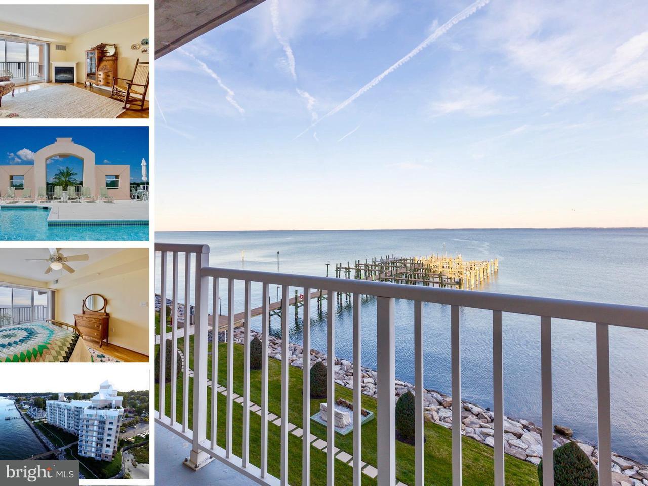 Eigentumswohnung für Verkauf beim 8501 Bayside Rd #404 8501 Bayside Rd #404 Chesapeake Beach, Maryland 20732 Vereinigte Staaten