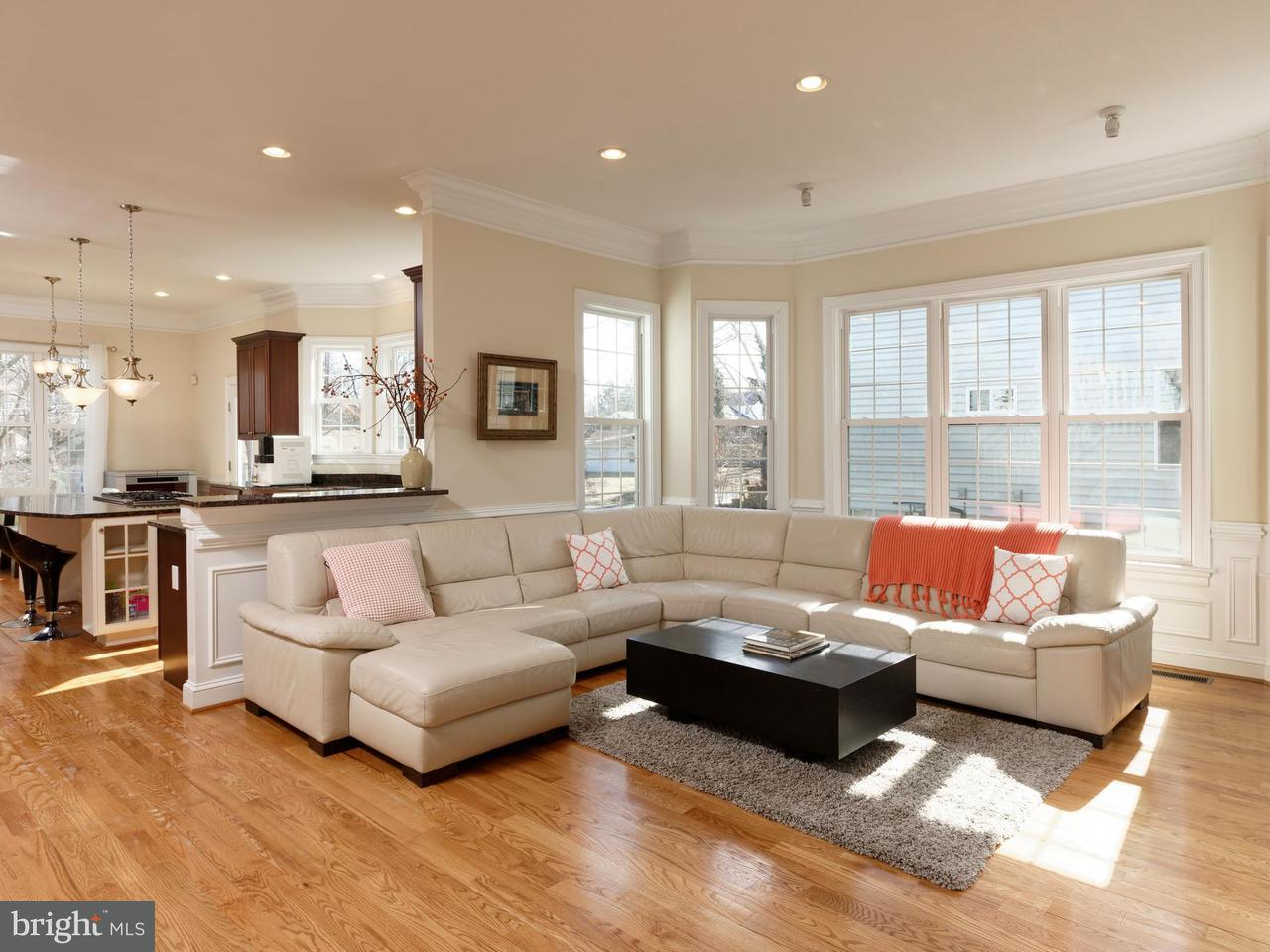 獨棟家庭住宅 為 出售 在 3600 John Court 3600 John Court Annandale, 弗吉尼亞州 22003 美國