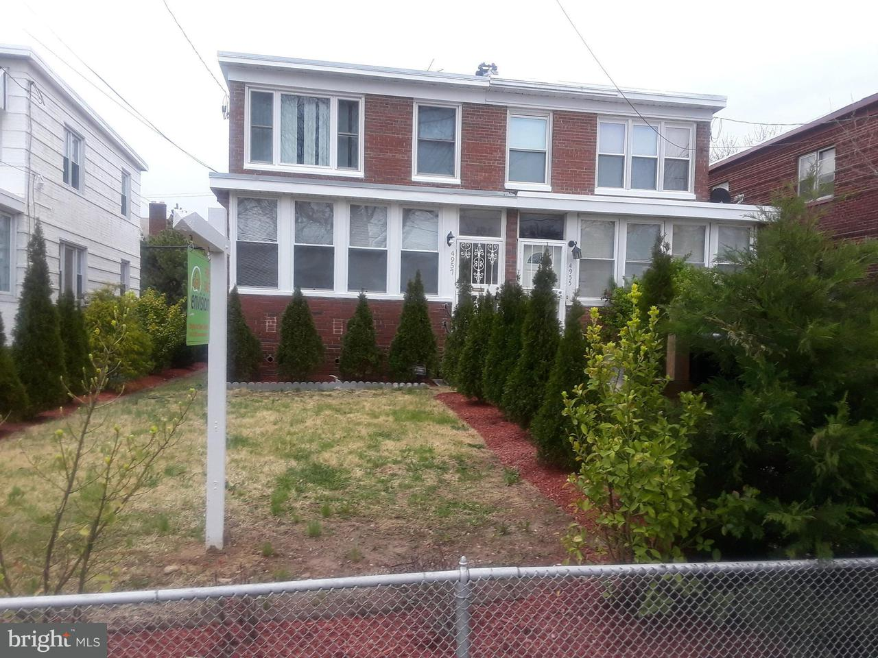 Single Family for Sale at 4957 12th St NE Washington, District Of Columbia 20017 United States