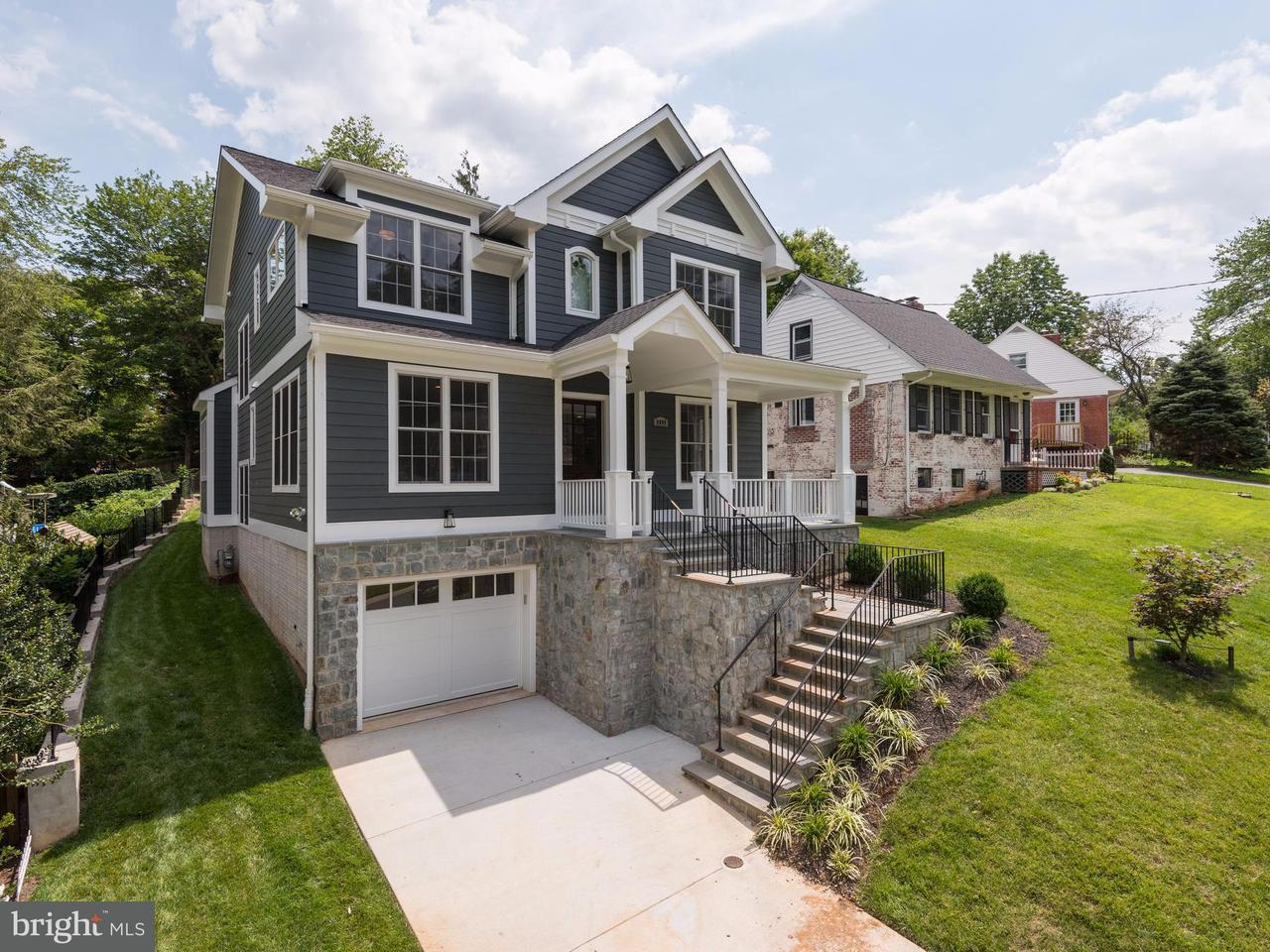 Single Family for Sale at 8809 Melwood Rd Bethesda, Maryland 20817 United States