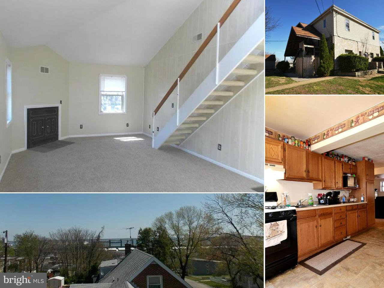 Single Family for Sale at 1400 Elmtree St Baltimore, Maryland 21226 United States