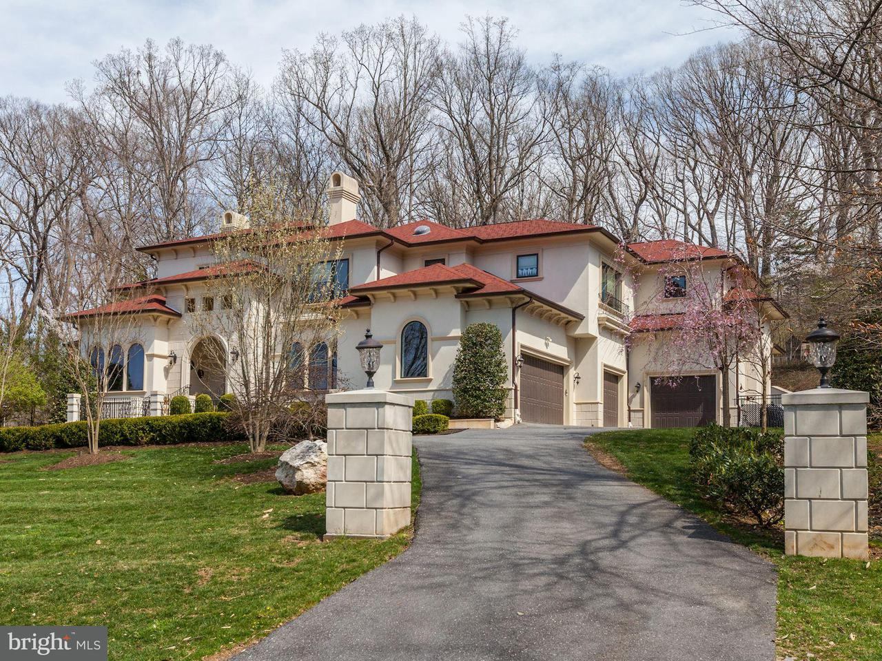 Single Family for Sale at 8505 Meadowlark Ln Bethesda, Maryland 20817 United States