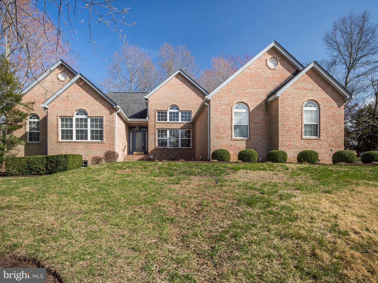 Maison unifamiliale pour l Vente à 12645 Perrywood Lane 12645 Perrywood Lane Dunkirk, Maryland 20754 États-Unis