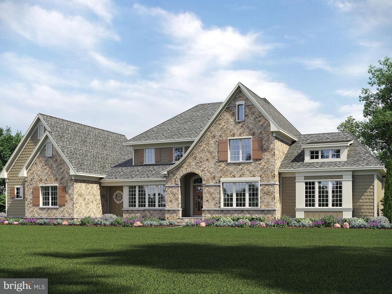 Частный односемейный дом для того Продажа на Willow Brook Lane Willow Brook Lane Fairfax, Виргиния 22030 Соединенные Штаты