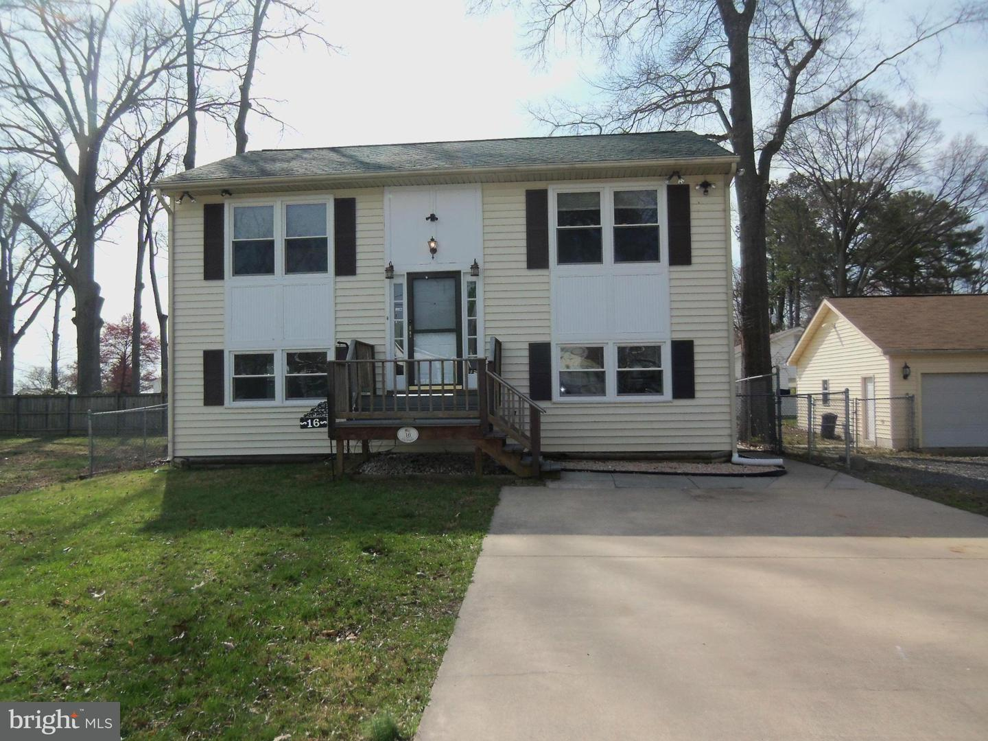 Other Residential for Rent at 16 8th Colonial Beach, Virginia 22443 United States