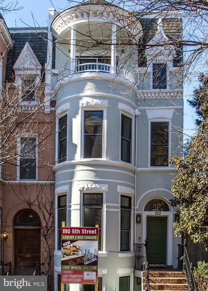 Townhouse for Sale at 1110 5th Nw #1 1110 5th Nw #1 Washington, District Of Columbia 20001 United States