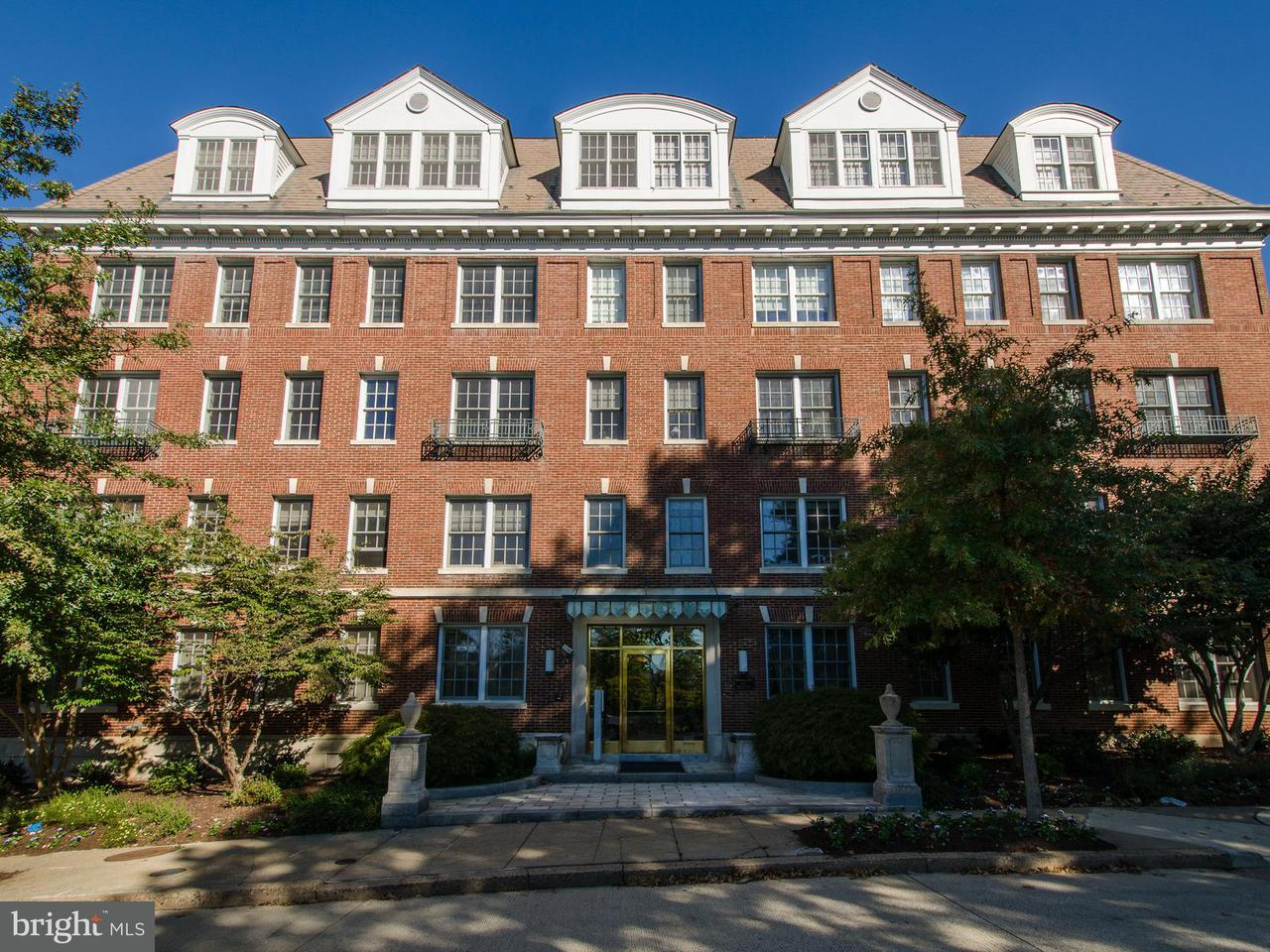 Condominium for Rent at 2229 Bancroft Pl NW #203 Washington, District Of Columbia 20008 United States