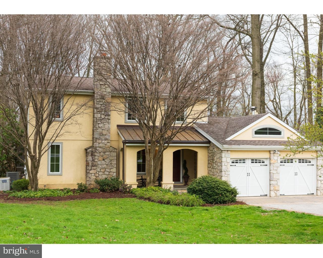 Частный односемейный дом для того Аренда на 832 MEADOWVIEW Road Kennett Square, Пенсильвания 19348 Соединенные Штаты