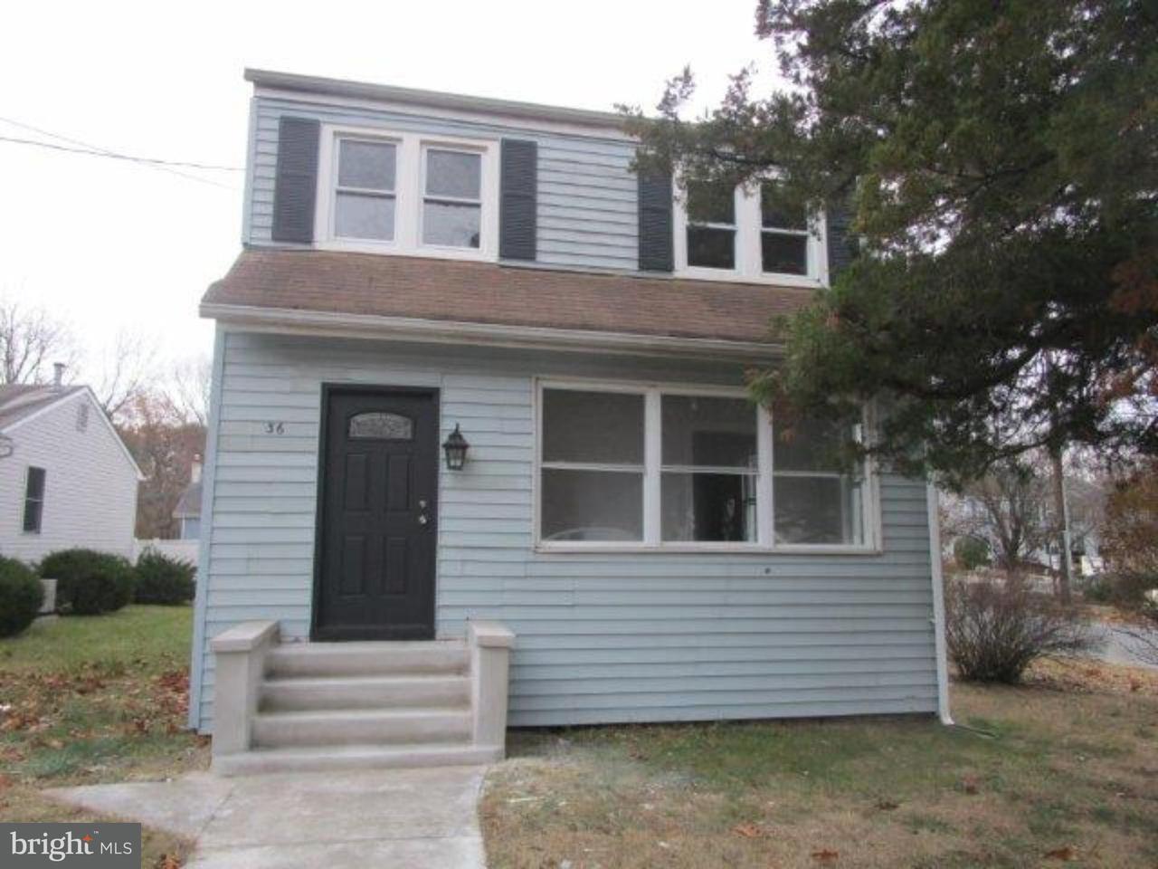 Single Family Home for Sale at 36 GLOUCESTER Avenue Lawnside, New Jersey 08045 United States