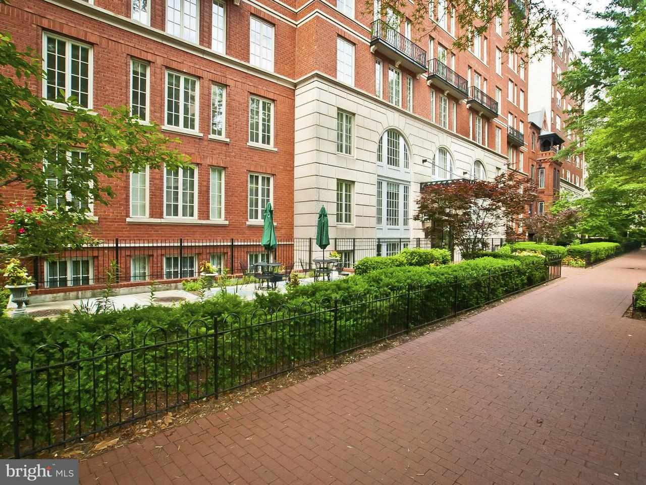 Condominium for Rent at 1441 Rhode Island Ave NW #815 Washington, District Of Columbia 20005 United States