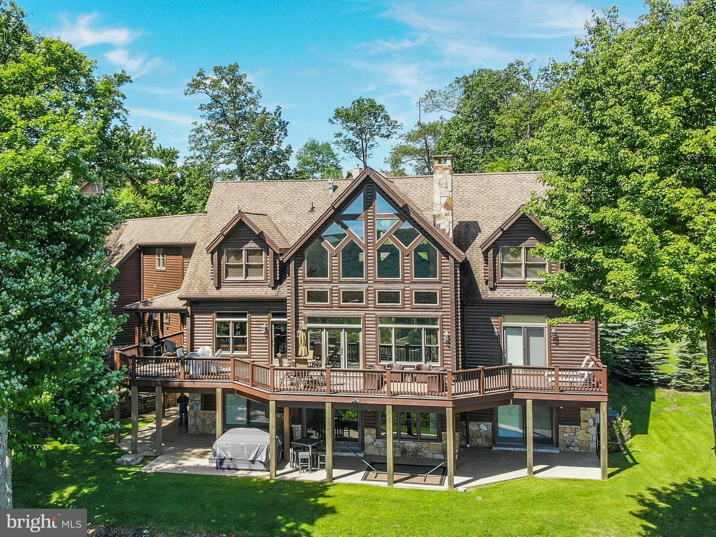 Single Family for Sale at 40 Mountain Overlook Ct Mc Henry, Maryland 21541 United States