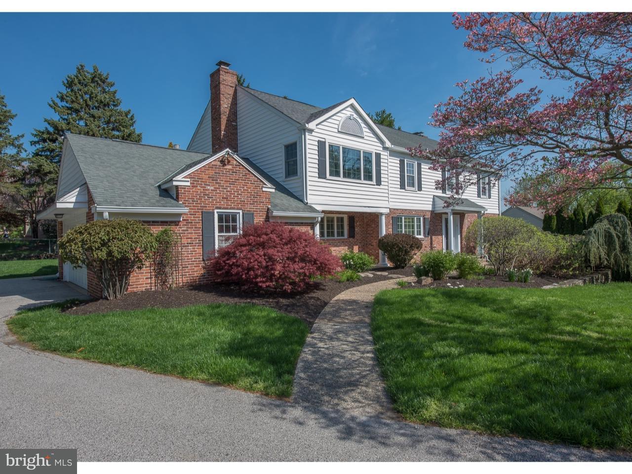 獨棟家庭住宅 為 出售 在 1130 E TOWER LN E Narberth, 賓夕法尼亞州 19072 美國