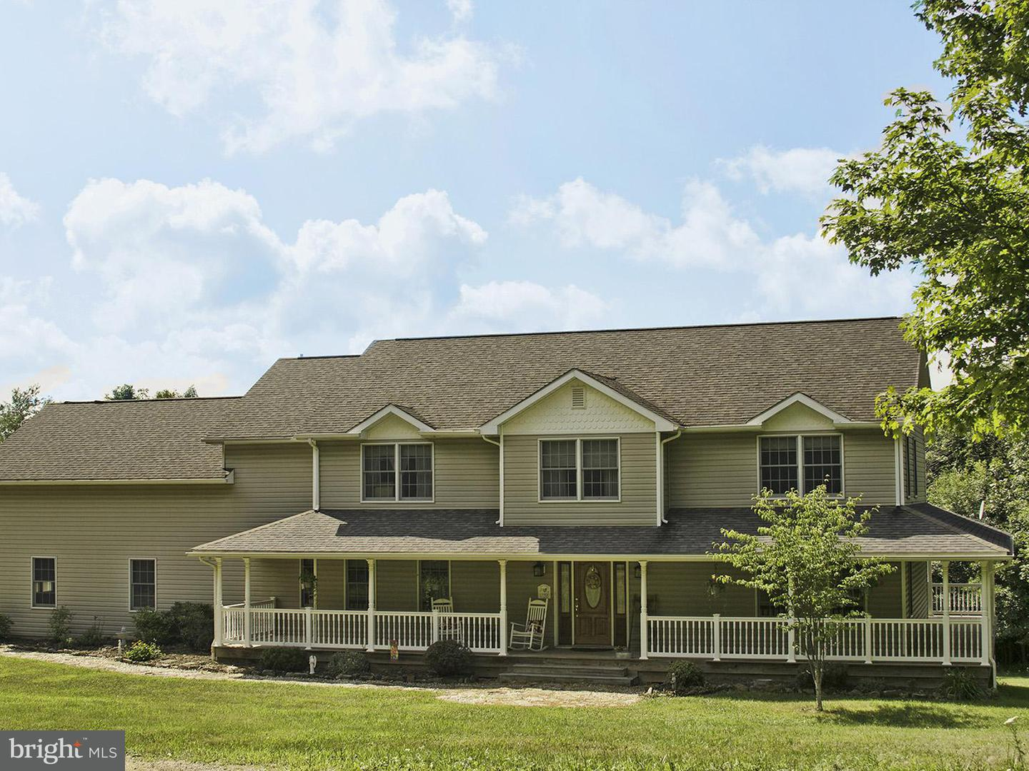 Single Family for Sale at 15900 Sprucewood Dr Frostburg, Maryland 21532 United States