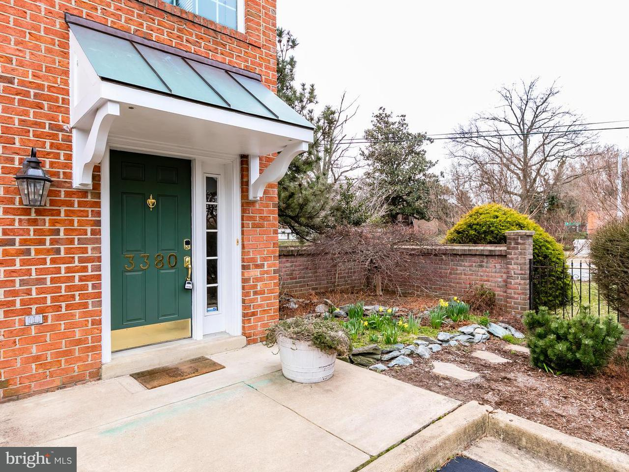 Townhouse for Sale at 3380 5th St S 3380 5th St S Arlington, Virginia 22204 United States