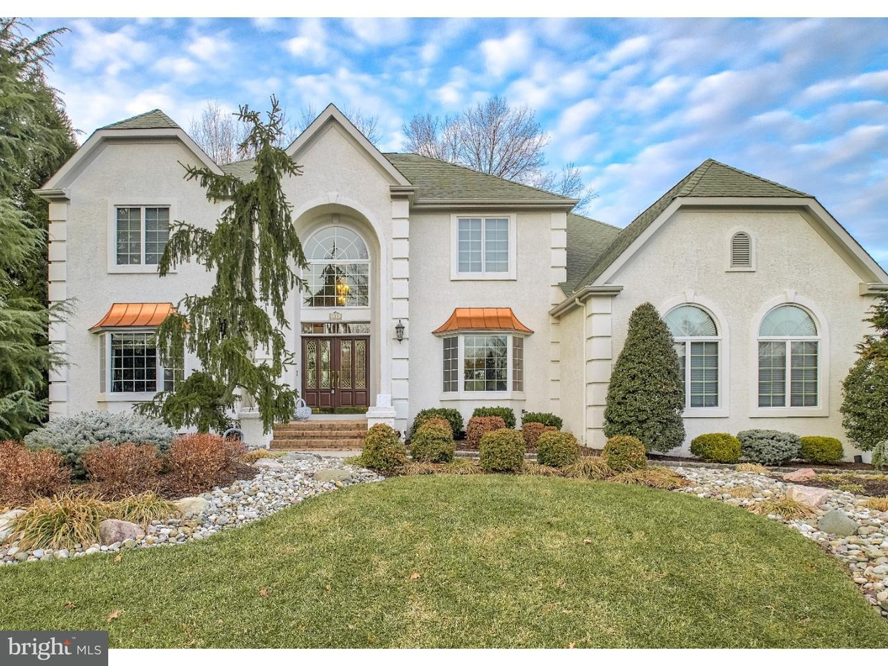 Single Family Home for Sale at 100 MOUNTAINVIEW Road Mount Laurel, New Jersey 08054 United States