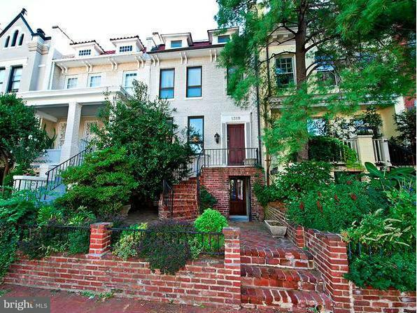 Single Family for Sale at 1319 21st St NW Washington, District Of Columbia 20036 United States