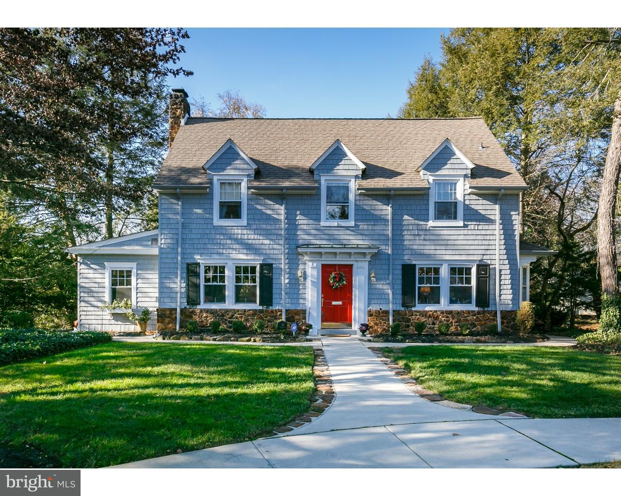 Single Family Home for Rent at 42 LAKEVIEW Drive Moorestown, New Jersey 08057 United States
