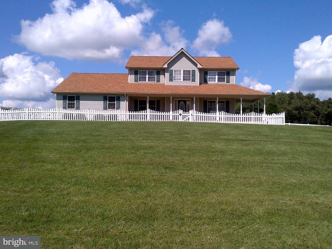 Maison unifamiliale pour l Vente à 1098 WINTER MOUNTAIN Road Andreas, Pennsylvanie 18211 États-Unis