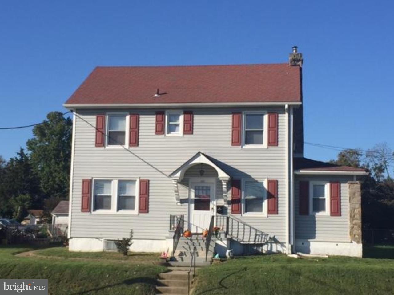 Частный односемейный дом для того Продажа на 500 URBAN Avenue Glenolden, Пенсильвания 19036 Соединенные Штаты